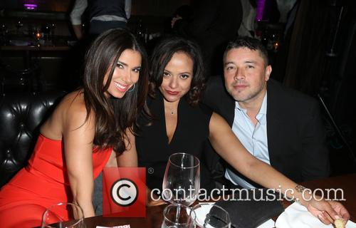 Roselyn Sanchez, Judy Reyes and George Valencia 3