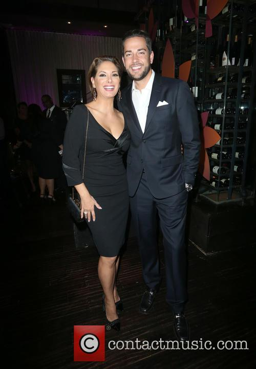 Alex Meneses and Zachary Levi 1