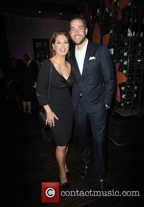 Alex Meneses and Zachary Levi 2