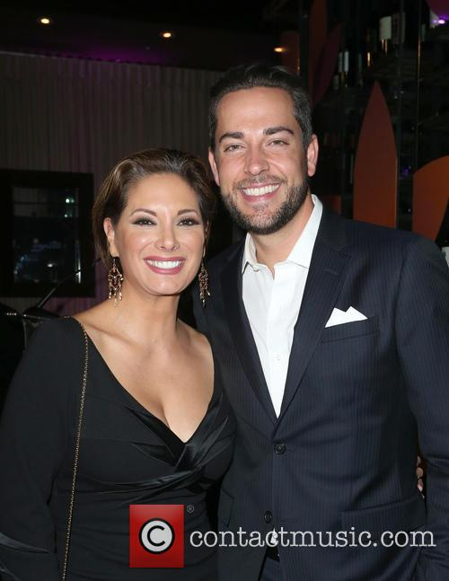 Alex Meneses and Zachary Levi 3