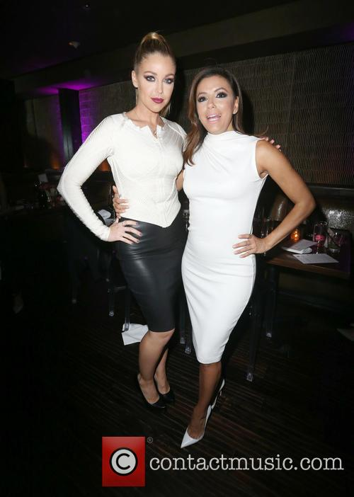 Jadyn Douglas and Eva Longoria 1