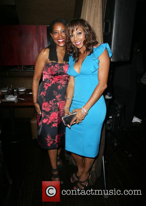 Laysha Ward and Holly Robinson Peete 2