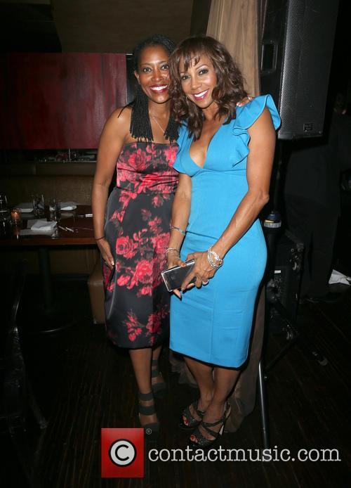 Laysha Ward and Holly Robinson Peete 3