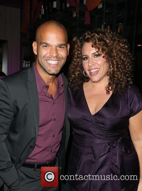 Amaury Nolasco and Guest 2
