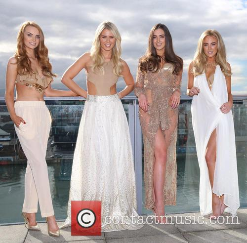 Aoife Walsh, Karena Graham, Rebecca Maguire and Nicola Hughes 1