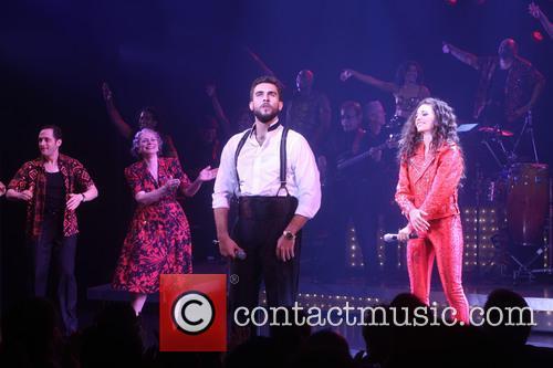 Alma Cuervo, Josh Segarra and Ana Villafane 4