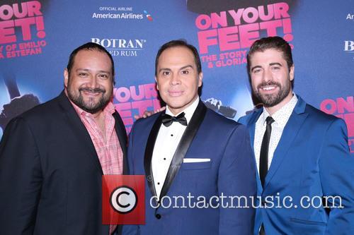 David Baida, Eliseo Roman and Omar Lopez-cepero 1