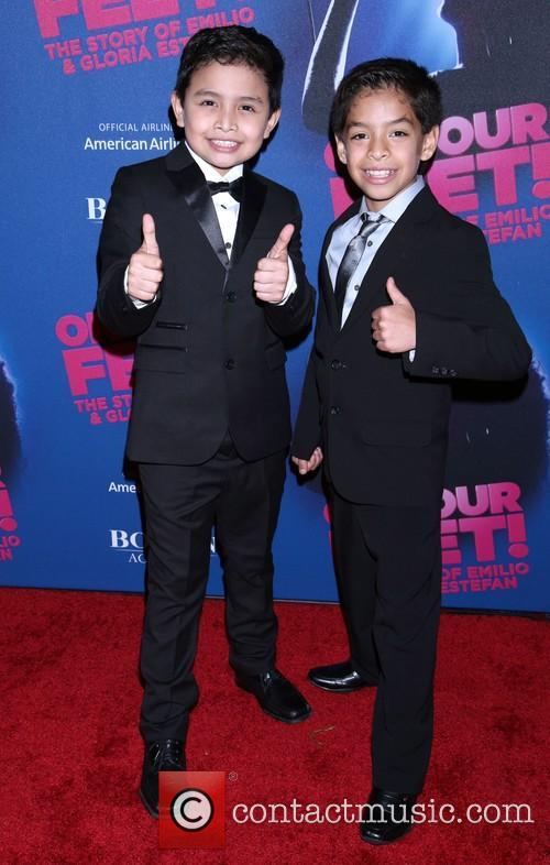 Eduardo Hernandez and Kevin Tellez 1