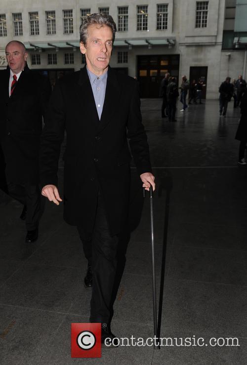 Peter Capaldi 8