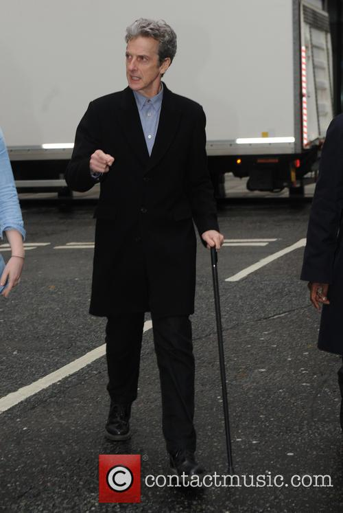 Peter Capaldi 10