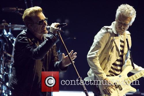 U2 and Bono 2