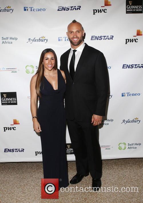 Danielle Herzlich and Mark Herzlich 4