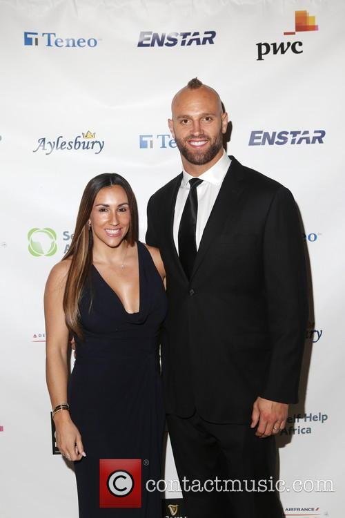 Danielle Herzlich and Mark Herzlich 5