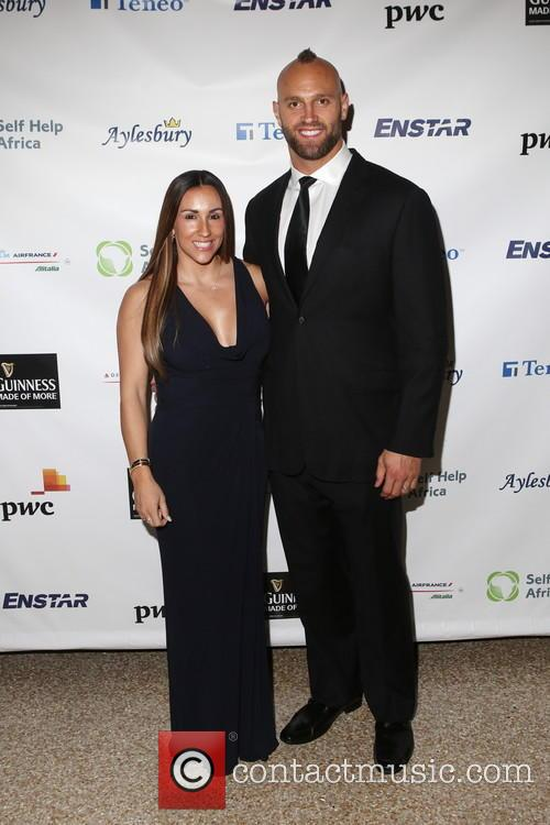 Danielle Herzlich and Mark Herzlich 6