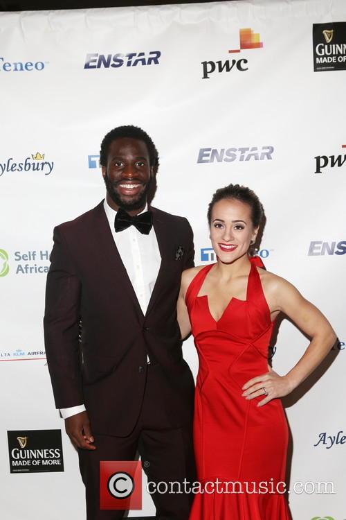 Prince Amukamara and Pilar Amukamara 3