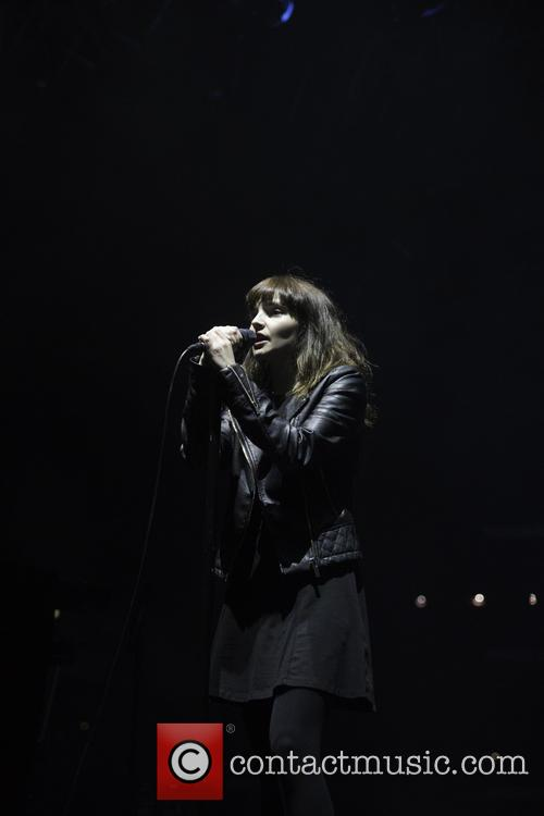Chvrches and Lauren Mayberry 1