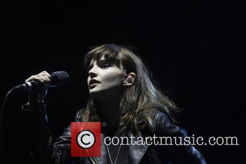 Chvrches and Lauren Mayberry 3