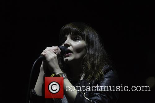 Chvrches and Lauren Mayberry 8