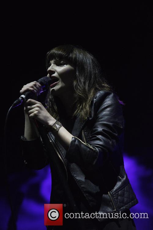 Chvrches and Lauren Mayberry 10