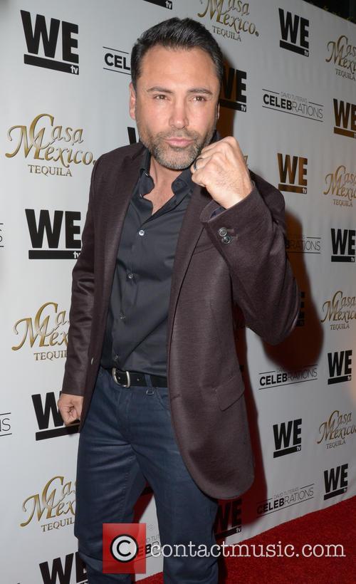 Oscar De La Hoya 6
