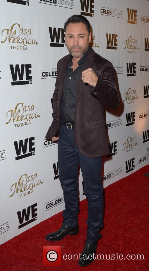 Oscar De La Hoya 9