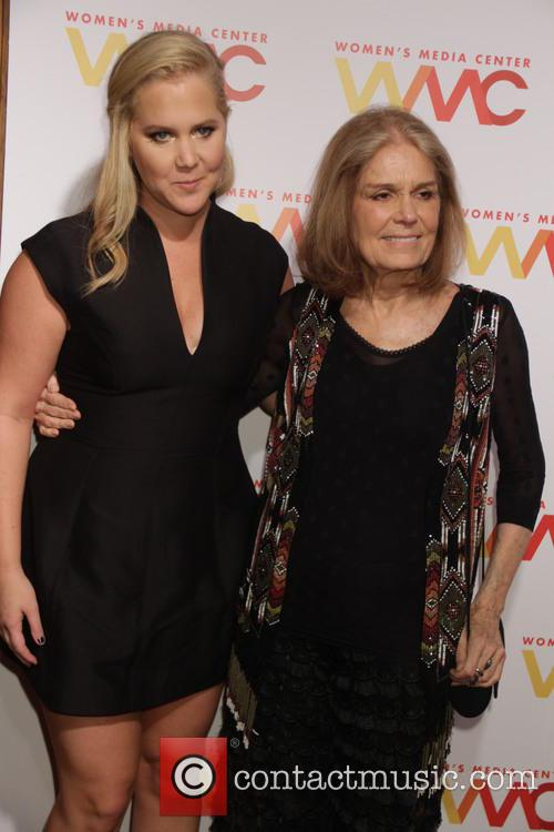 Amy Schumer and Gloria Steinem 1