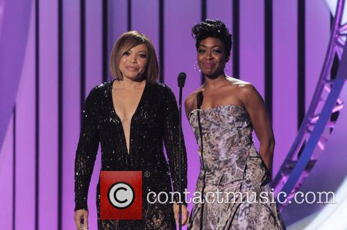 Tisha Campbell Martin and Tichina Arnold 2