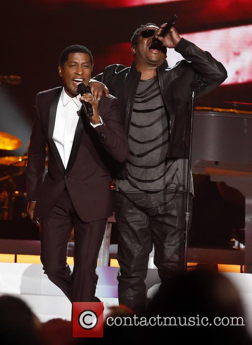 Kenny Baby Face Edmonds and Bobby Brown 3