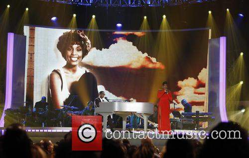 Fantasia Barrino and Kenny Baby Face Edmonds 2