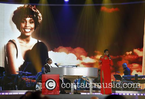 Fantasia Barrino and Kenny Baby Face Edmonds 4