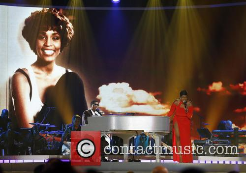 Fantasia Barrino and Kenny Baby Face Edmonds 5