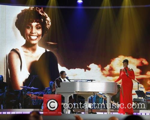 Fantasia Barrino and Kenny Baby Face Edmonds 6
