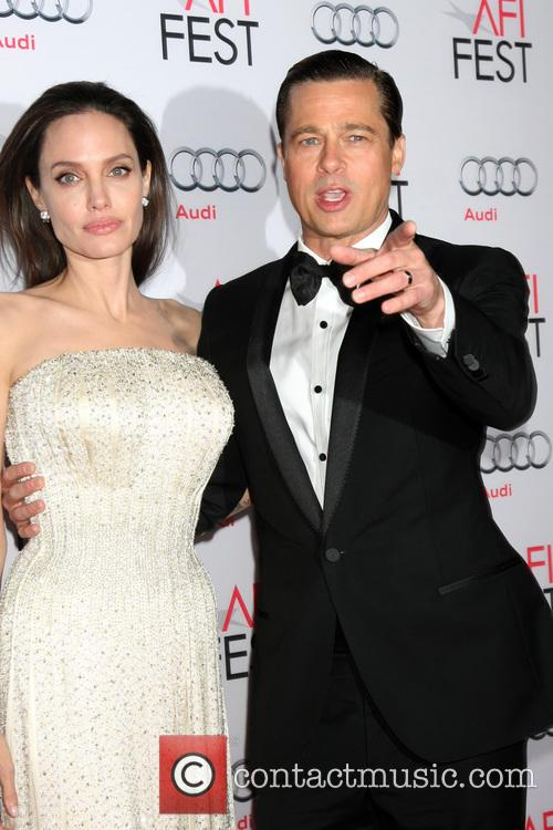 Angelina Jolie Pitt and Brad Pitt 3