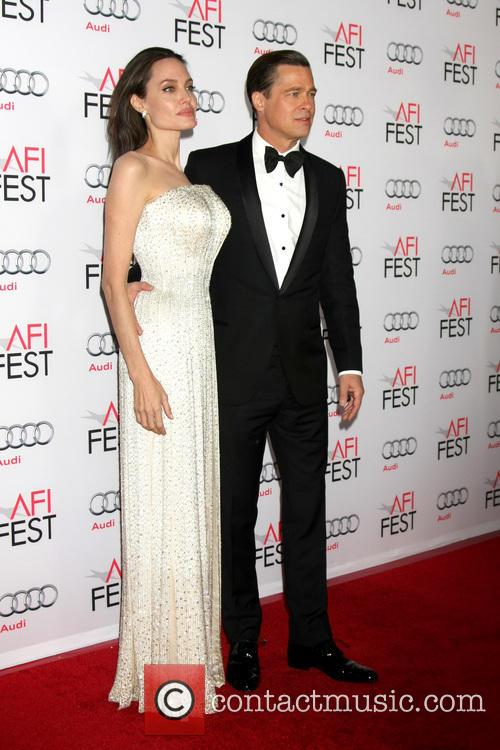 Angelina Jolie Pitt and Brad Pitt 5