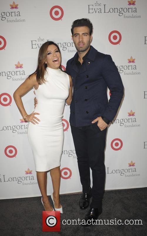 Eva Longoria and Jencarlos Canela 4