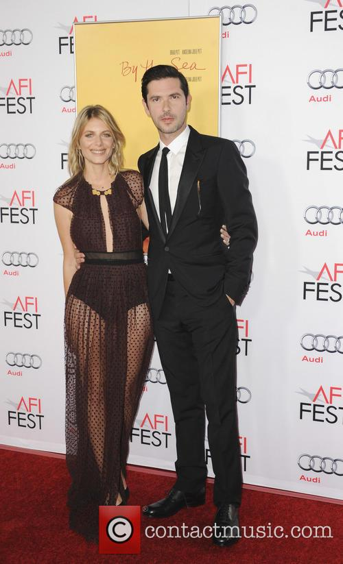 Melanie Laurent and Melvin Paudaud 5