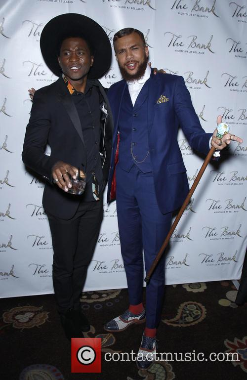 Roman Gianarthur and Jidenna 1