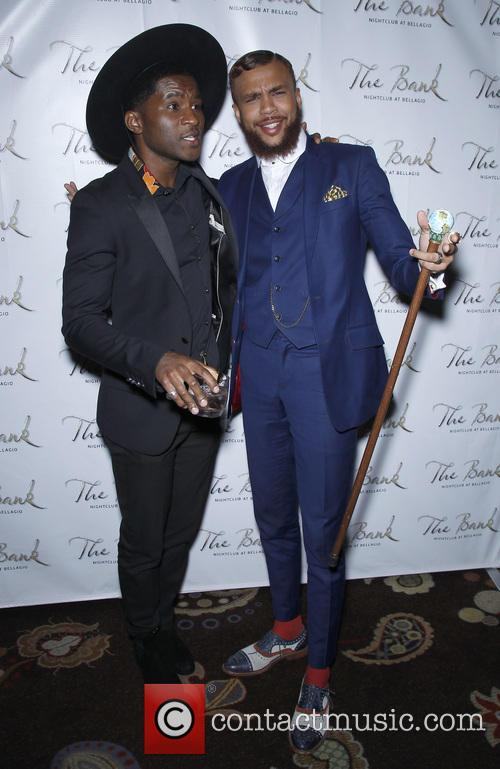 Roman Gianarthur and Jidenna 2