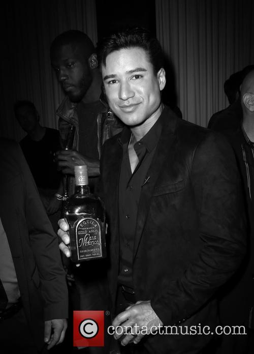 Mario Lopez Introduces Casa Mexico Tequila On WE...