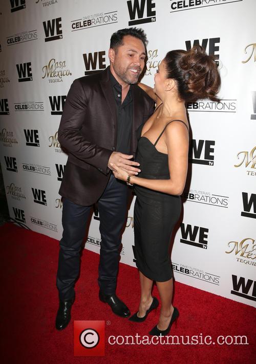 Oscar De La Hoya and Eva Longoria 9