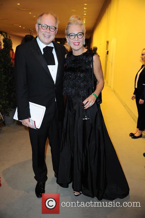 Axel Milberg and Judith Milberg 1