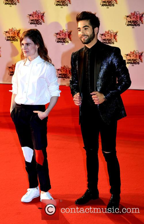 Christine, The Queens and Kendji Girac 4