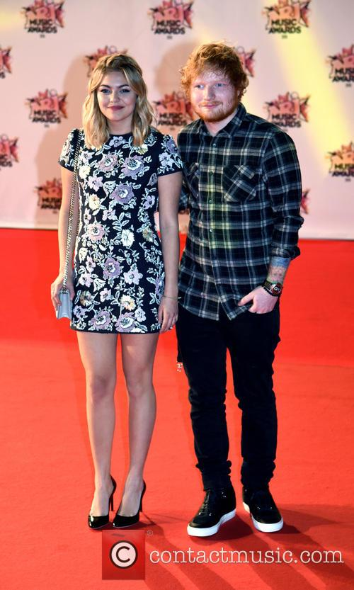 Louane Emera and Ed Sheeran 1