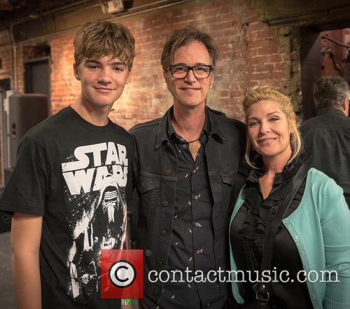 Dylan Watts, Dan Wilson and Rhona Watts 1
