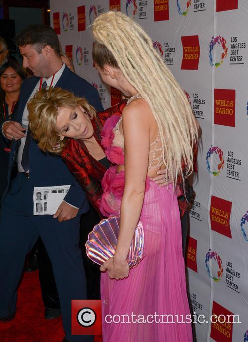 Jane Fonda and Miley Cyrus 3