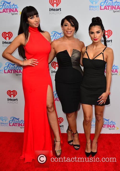 Jackie Cruz, Selenis Ley and Diane Guerrero 3