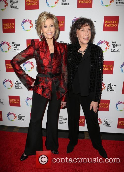 Jane Fonda and Lily Tomlin 4