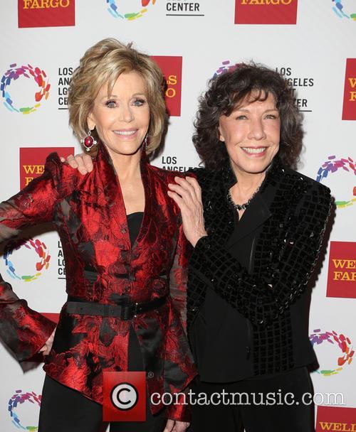 Jane Fonda and Lily Tomlin 5