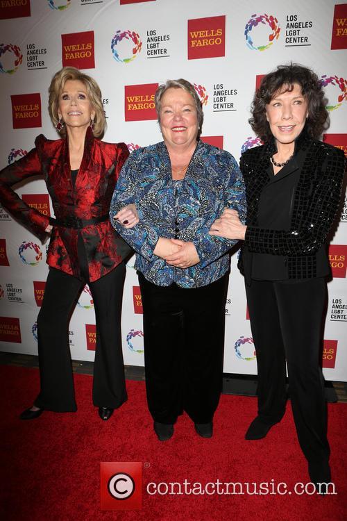 Jane Fonda, Lorri L. Jean and Lily Tomlin 7