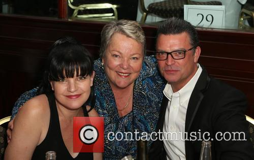 Pauley Perrette, Lorri L. Jean and Thomas Arklie 2